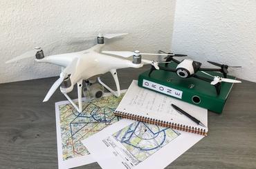 AGE service Relevés par drone